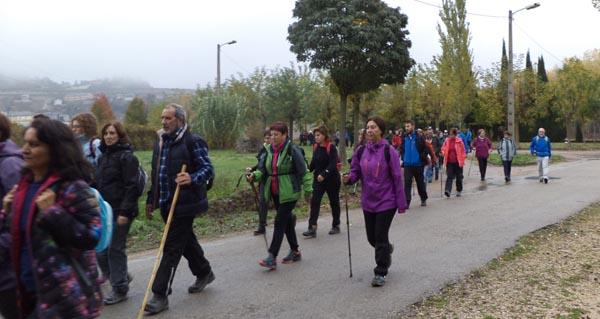 Photo of De Vilamartín de Valdeorras a Bendilló polo Camiño de Inverno