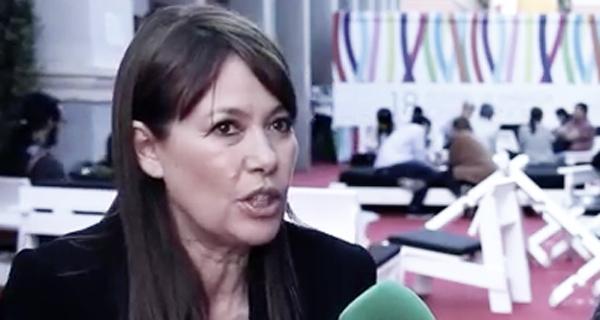 Photo of A actriz Mabel Lozano, nos actos contra a violencia machista en Verín