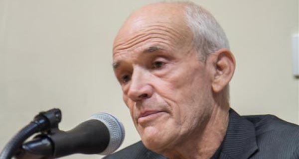 O antropólogo Manuel Mandianes.