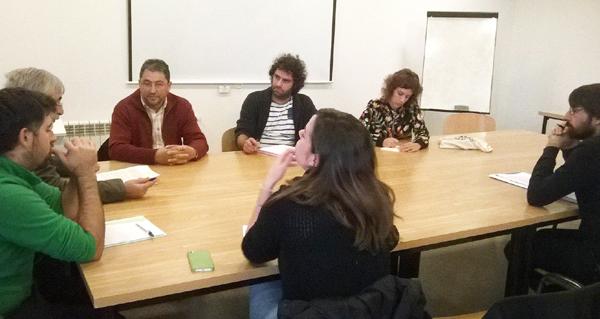 Photo of En Marea mantén un encontro coa Organización Galega de Comunidades de Montes