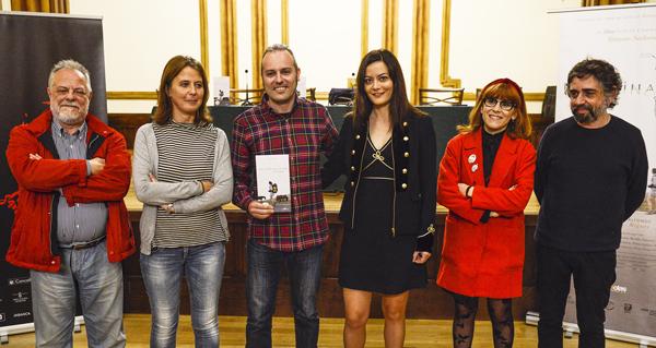 """Photo of Saibene presenta as súas """"Pelerinaxes"""" no OUFF"""