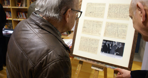 Photo of Unha mostra afonda na obra e na vida de Taboada Chivite en Verín
