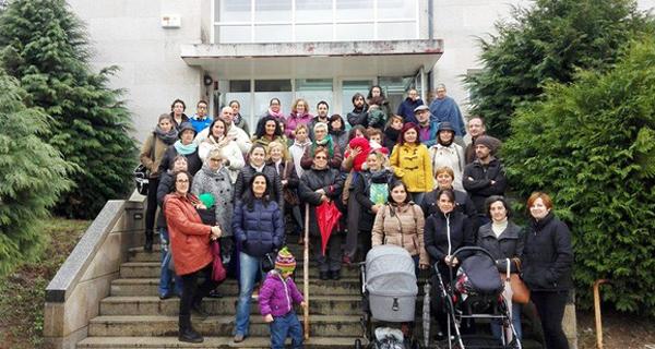 Photo of Viana volve a mobilizarse pedindo melloras no servizo de Pediatría