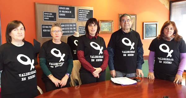 Photo of Os concellos valdeorreses únense contra a violencia de xénero