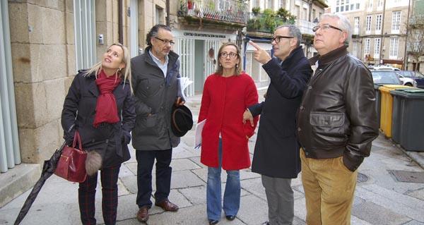 Photo of Case 1 millón de euros para rehabilitacións no casco vello de Ourense