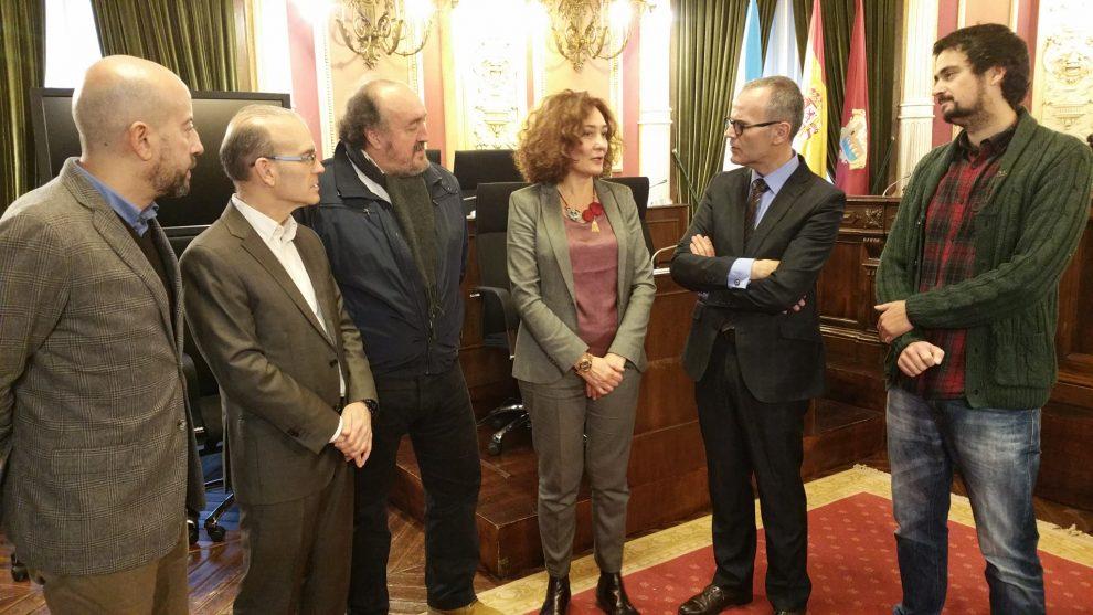 Photo of Os concellos de Ourense e Ponferrada establecen como obxectivo común a A-76