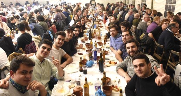 Photo of Multitudinaria e animada Festa da Freba en Petín