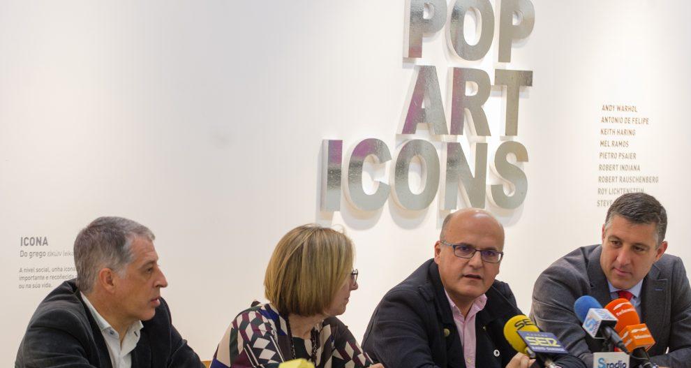 """Photo of O Centro Cultural Marcos Valcárcel convértese nun museo """"Pop Art"""""""