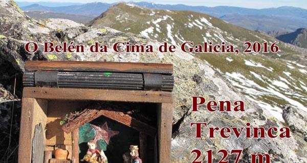 Photo of O Club O Trisquel de Trevinca colocará neste Nadal o belén na cima de Galicia