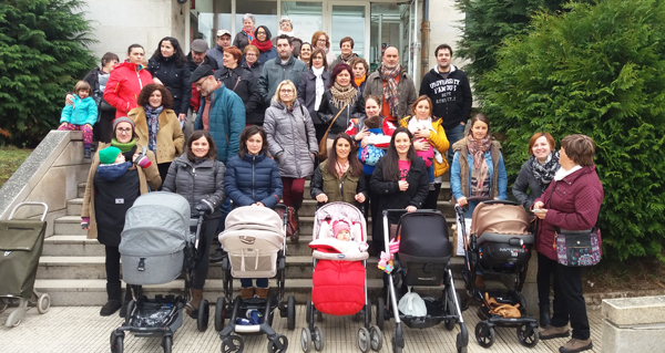 Photo of Nova concentración en Viana para demandar melloras no servizo de pediatría