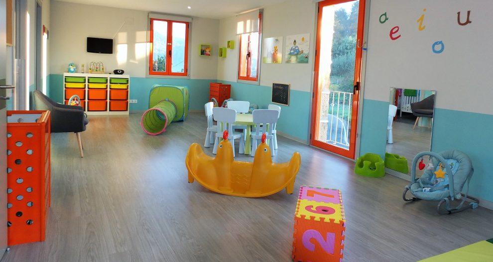 Photo of A casa niño de Castrelo de Miño comeza a súa actividade