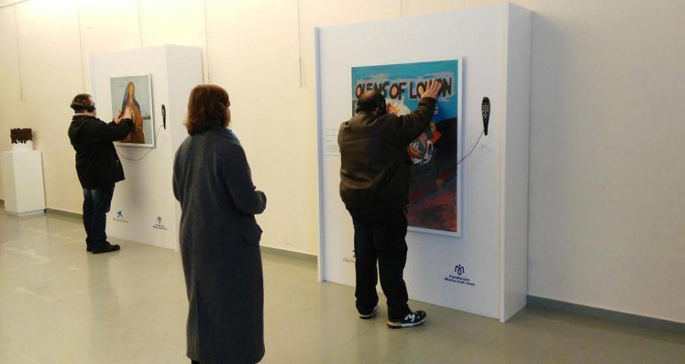 Photo of A arte que se mira coas mans
