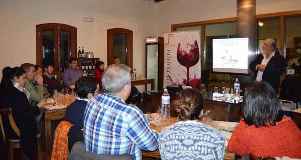 Photo of Curso de iniciación á cata de viños e escumosos na DO Monterrei