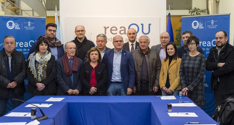 Photo of Catorce concellos e a Deputación asinan o acordo da Rede Provincial de Espazos Culturais