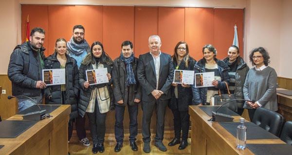 Photo of Verín entrega os premios do seu concurso de escaparates de Nadal