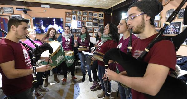 Photo of As Macizas Centrais, nos II Cantos de Taberna da Festa do Botelo