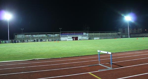 Photo of Nova iluminación no campo de fútbol de Calabagueiros