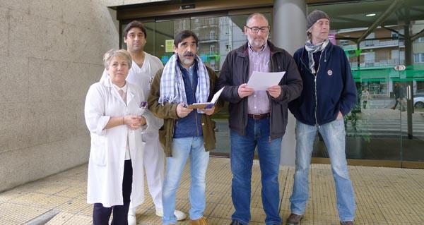 Photo of A Xunta de Persoal da Área Sanitaria de Valdeorras solicita a cobertura de todas as prazas vacantes