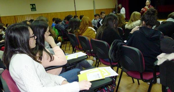 Photo of XVI Semana de Orientación Universitaria no IES Lauro Olmo do Barco