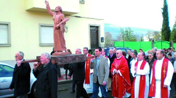 Photo of Veigamuíños (O Barco) celebra esta fin de semana as festas de Santo Tirso