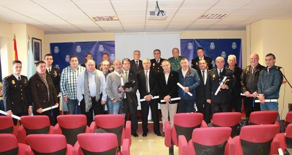 Photo of Celebración do 193 aniversario da Policía, en Ourense