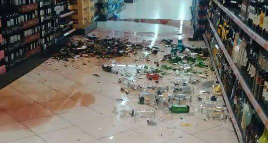 Photo of O atracador das Lagoas intentou disparar a un axente local fóra de servizo que pasaba fronte ao Mercadona