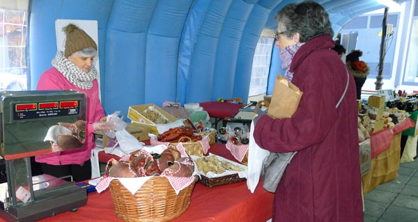 Photo of Produtos gastronómicos tradicionais, na mostra do Barco