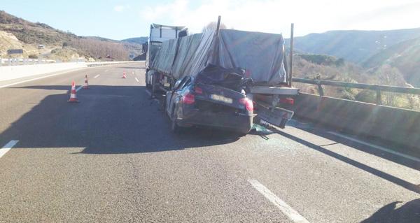 Photo of Falece un barquense nun accidente en As Nogais (Lugo)