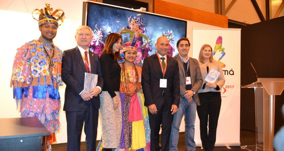Photo of Panamá presenta en FITUR a súa colaboración en Xantar como país convidado