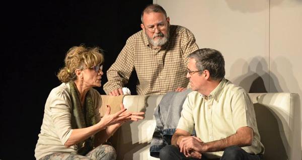 """Photo of """"Fuga"""", de Gargallada Teatro, no Barco o 13 de xaneiro"""