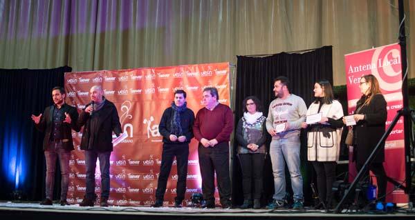Photo of Gala Máxica en Verín e entrega de premios de AEVER