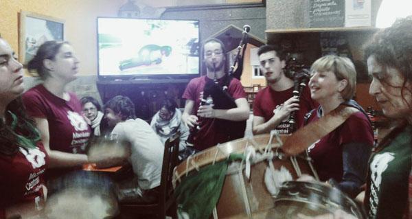 Photo of As Macizas Centrais, de ronda polos bares de Quiroga