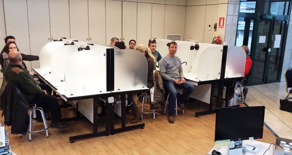 Photo of A D.O. Monterrei forma a catadores para o seu panel