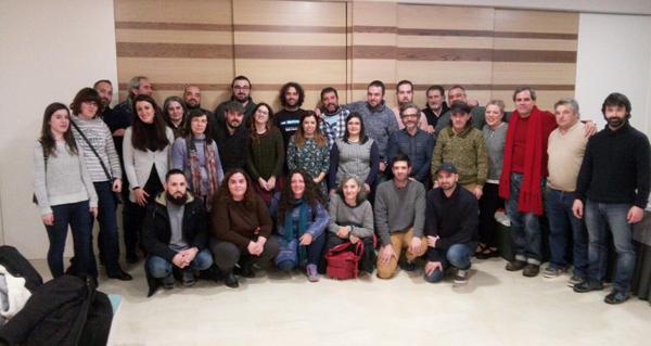 Photo of Davide Rodríguez pecha a campaña de Somos Quen ao Consello das Mareas en Compostela