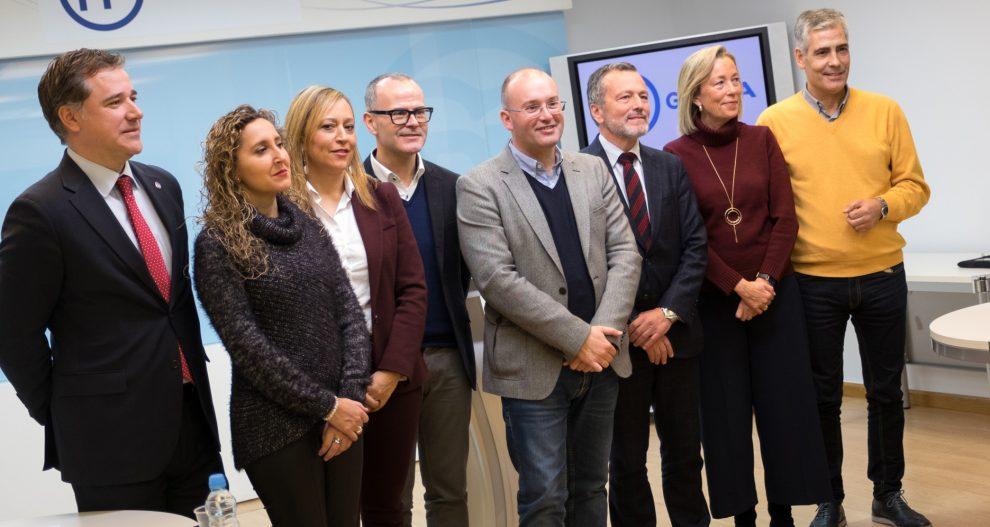 """Photo of O secretario xeral do PPdeG califica a Jesús Vázquez de """"alcalde exemplo"""""""