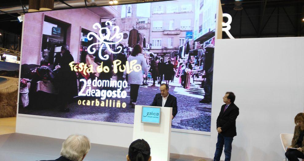 Photo of O pulpo do Carballiño loce os seus puntos fortes en FITUR