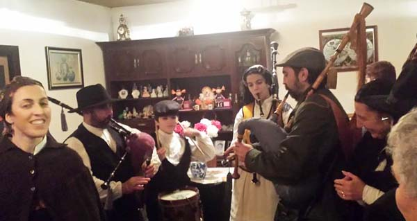Photo of Cantos tradicionais de Reis en Ramirás