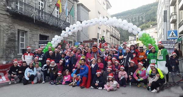 Photo of Carreira solidaria de fin de ano en Quiroga