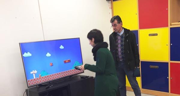 Photo of Sober estrea aula informática e multimedia