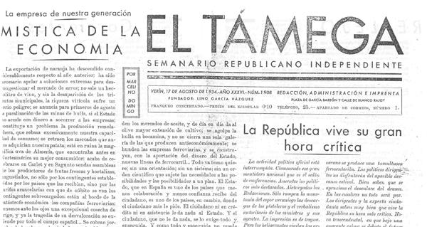 Photo of A Biblioteca de Verín traballa na catalogación de antigos xornais da zona