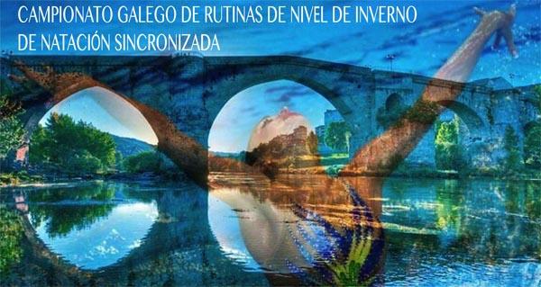 Photo of Ourense acolle este sábado o campionato galego de rutinas de nivel de inverno de natación sincronizada
