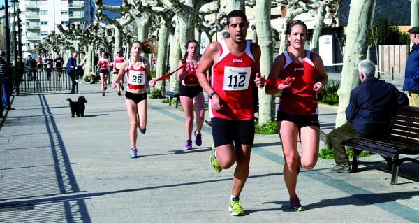 """Photo of VI carreira por parellas """"Obarconamora"""" o 12 de febreiro no Barco"""