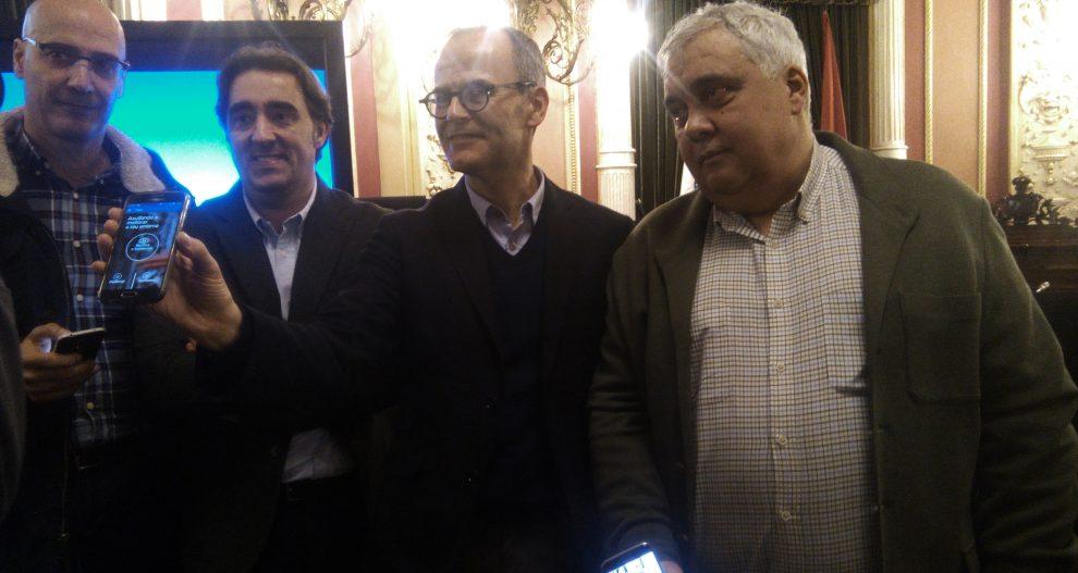 Photo of Unha aplicación móbil permitirá aos cidadáns de Ourense notificar incidencias ao Concello