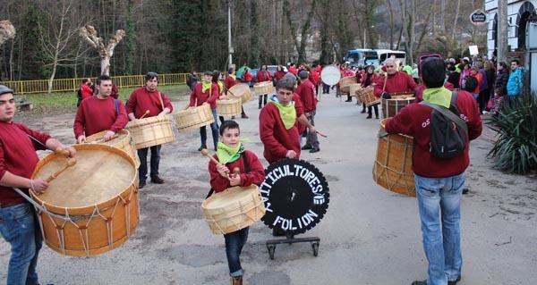 Photo of Vilamartín abre o Entroido cunha xuntanza de folións