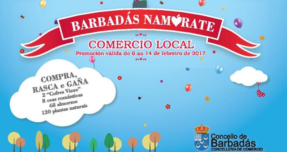 Photo of O comercio de Barbadás pon en marcha a súa semana do amor sorteando 200 premios