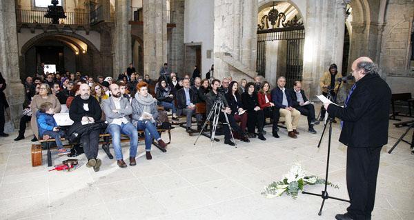 Photo of Os escritores en lingua galega homenaxean a Rosalía de Castro no día do seu nacemento