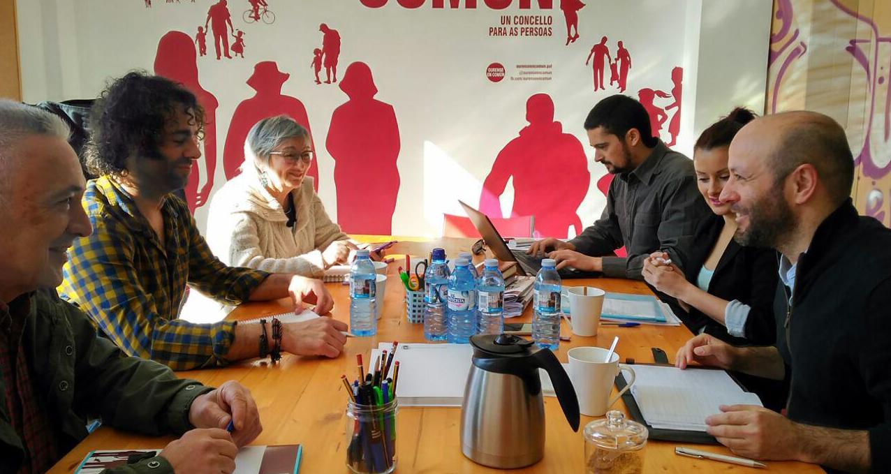 """Photo of Ourense en Común e En Marea califican o modelo urbanístico do Concello de """"especulativo"""""""