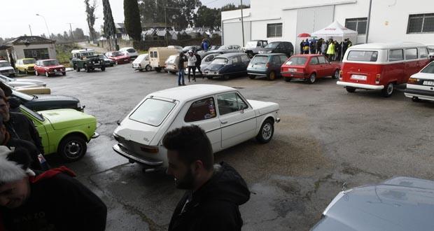 Photo of Máis de 70 clásicos na I concentración celebrada en Larouco