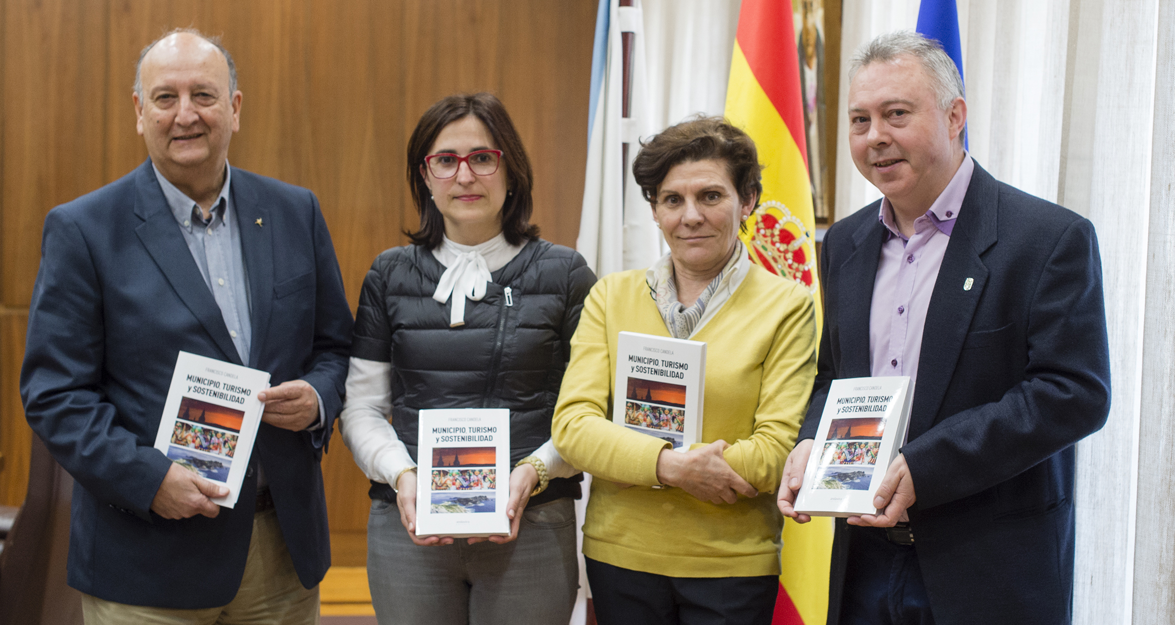"Photo of ""Municipio, turismo y sostenibilidad"", un manual para xestores e estudantes"