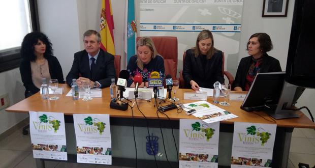 Photo of Vinis Terrae porá en contacto a 60 adegas galegas con 18 posibles importadores